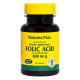 Folic Acid 800 mcg 90 tablets Natures Plus