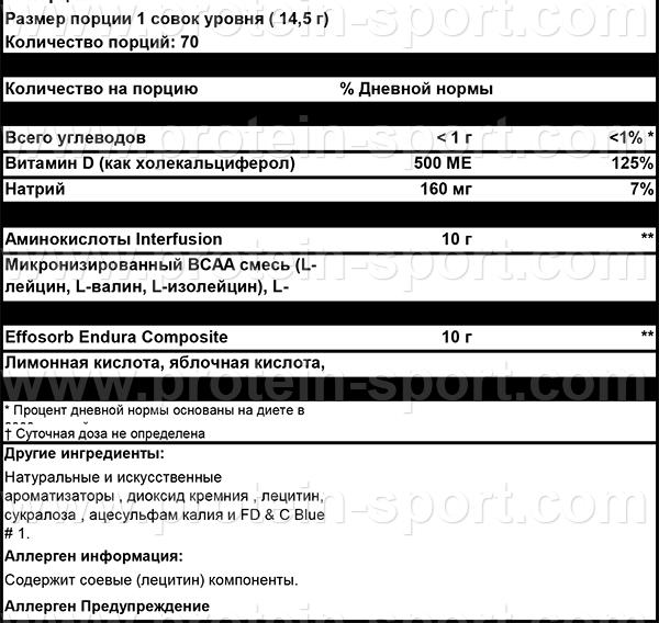 BSN  Aminox 435 грамм