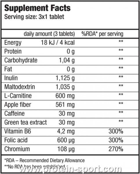 BioTech Mega Fat Burner 90 таблеток