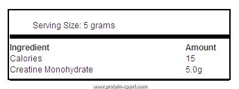 NOW Creatine 227 грамм