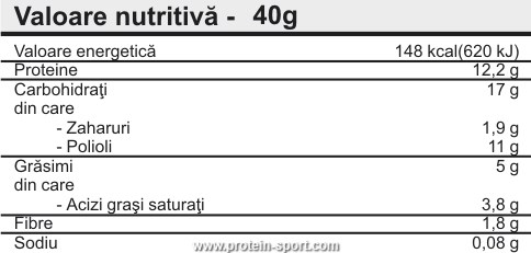 Pro Nutrition Protein Bar 30 % (40 грамм)