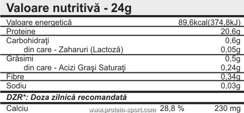 Pro Nutrition Caseine 750 грамм