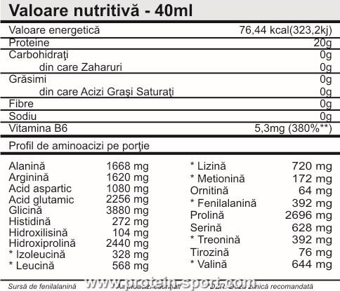 Pro Nutrition Amino 50.000 500 мл