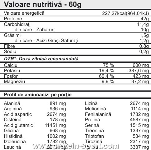 Pro Nutrition Milk&Egg 4000 грамм