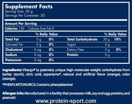 Scitec Nutrition Vitar Go 900 gr