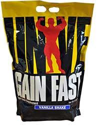 Universal Nutrition Gain Fast 3100 4500 грамм купить